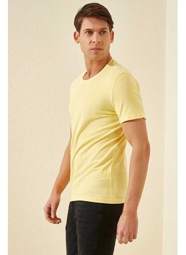 Tommy Life Tişört Sarı